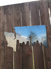 Load image into Gallery viewer, Custom Metal Seattle Washington Skyline