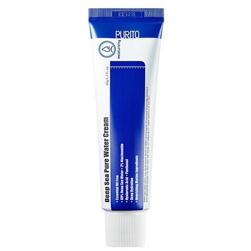 DEEP SEA PURE WATER CREAM-Kremai-Purito-SkinGlow.lt