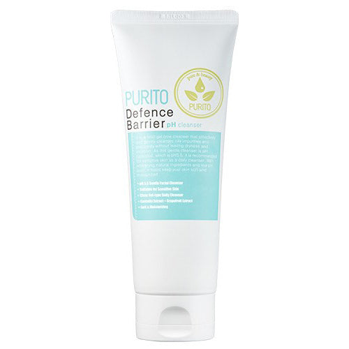 DEFENCE BARRIER PH CLEANSER-Prausikliai-Purito-SkinGlow.lt