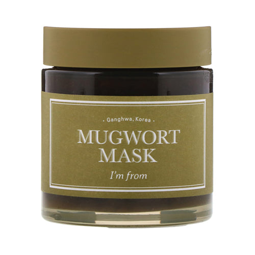 MUGWORT MASK-Kaukės-I'm From-SkinGlow.lt