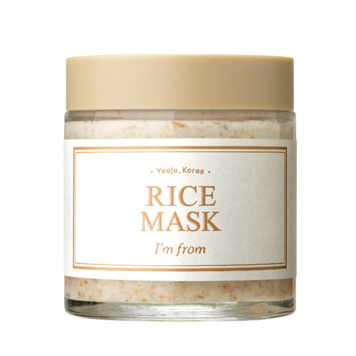 RICE MASK-Kaukės-I'm From-SkinGlow.lt
