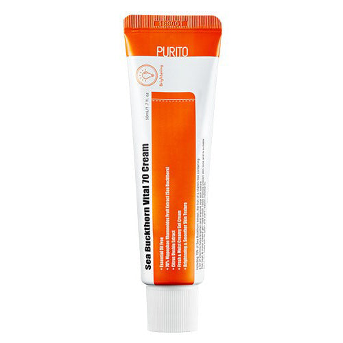 SEA BUCKTHORN VITAL 70 CREAM-Kremai-Purito-SkinGlow.lt