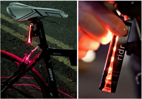 bike side visibility side light
