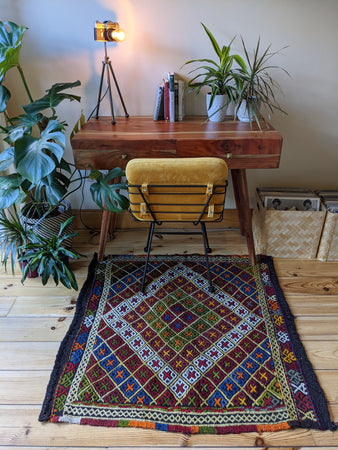 MERT, Antique Rug