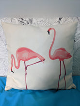 Load image into Gallery viewer, FLAMINGO, Cushion
