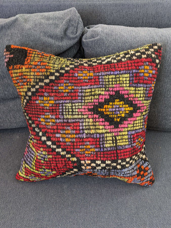 Abundance Motif Cushion Case - Hittite Home