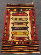 Load image into Gallery viewer, Handmade Wool Runner Hittite Design - Hittite Home