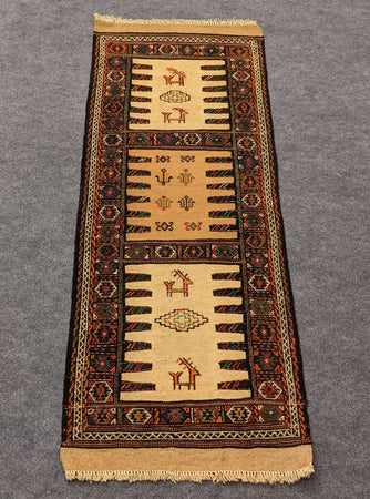 Special Design Runner with Hittite Motifs - Hittite Home