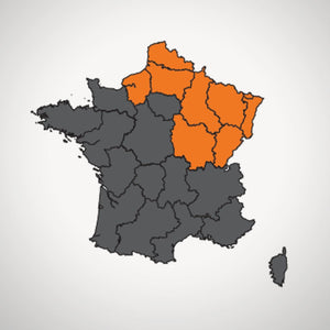 TEK Series 2.0 Enhanced France Maps