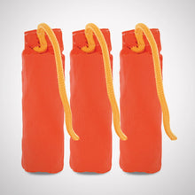 Load image into Gallery viewer, Orange Canvas Dummies (3-Pack)
