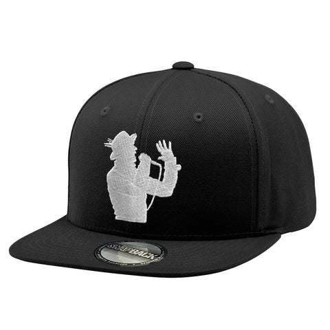 Silhouette Snap Back Hat