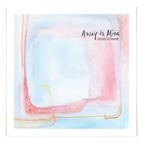 Away Is Mine Lithograph