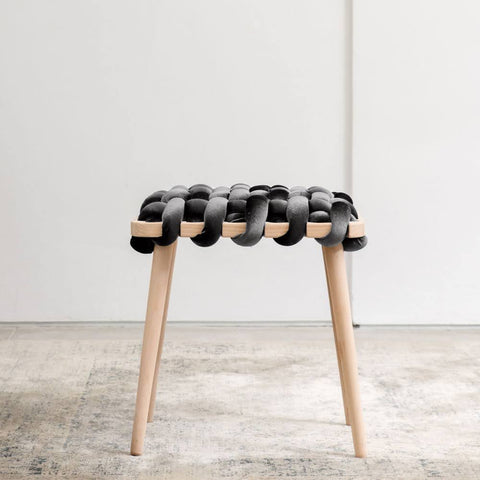 https://handlewithcareshop.com/collections/knots-studio/products/woven-velvet-stool-grey