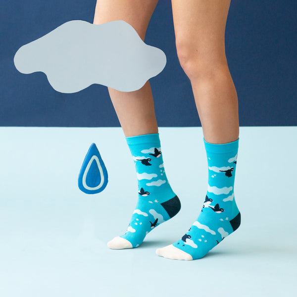 Breeze Socks
