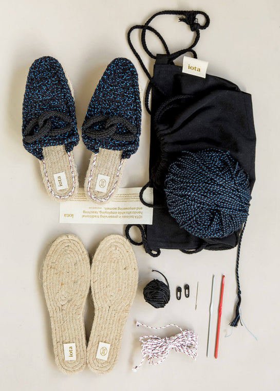 Moccasin Shoes Kit