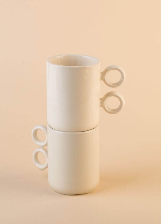 Two Scissor Mugs