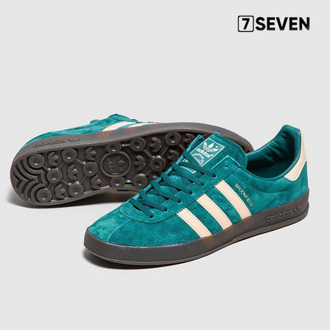 Adidas Broomfield trainer in collegiate green
