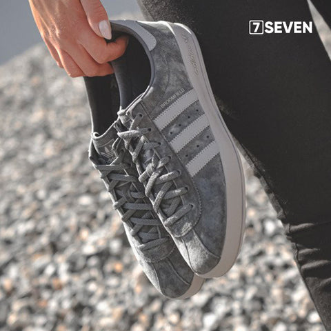 Adidas Broomfield Trainers Grey Three