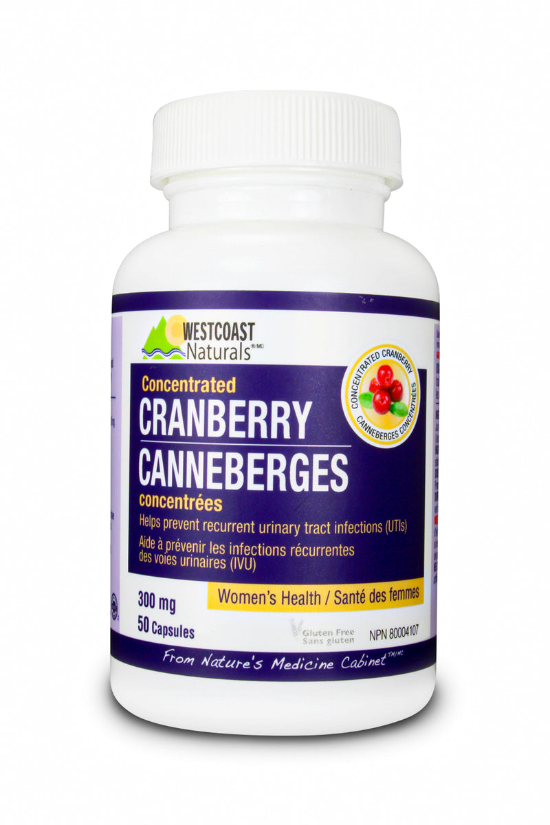 Concentrated Cranberry Extract