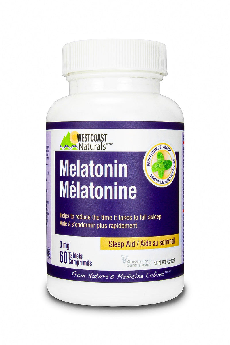 Melatonin mints