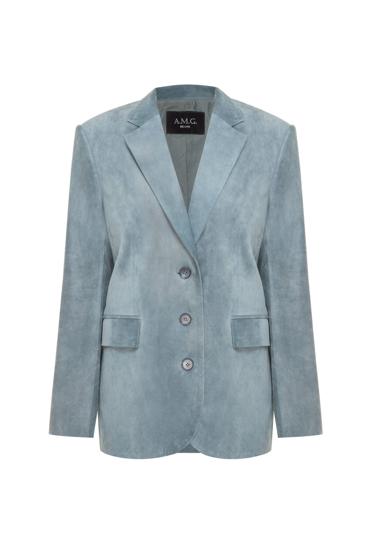 Blue-grey Jacket