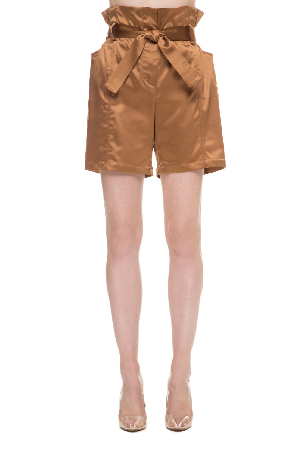 Brown Shorts