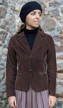 Load image into Gallery viewer, Vintage Brown Corduroy Jacket