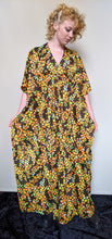Load image into Gallery viewer, ** SOLD ** Vintage 1970's Kaftan Dress