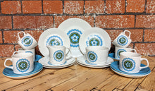 Load image into Gallery viewer, Vintage J & G Meakin 'CAPRI' pottery set