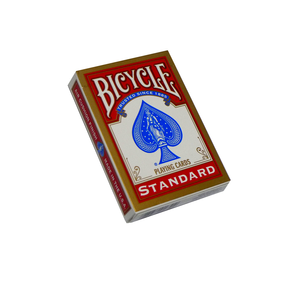 Bicycle ultra mental - invisible deck bicycle