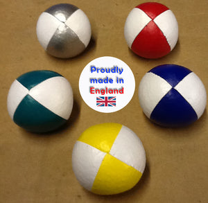 Jacs Thud juggling ball-made in the UK
