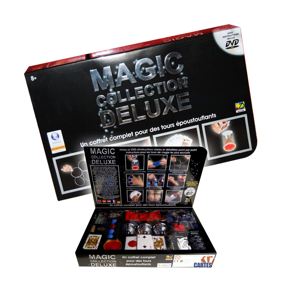Coffret Magie-75 tours collection deluxe