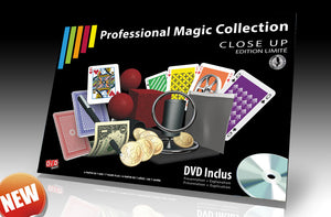 Coffret OID pro magic collection close up 2
