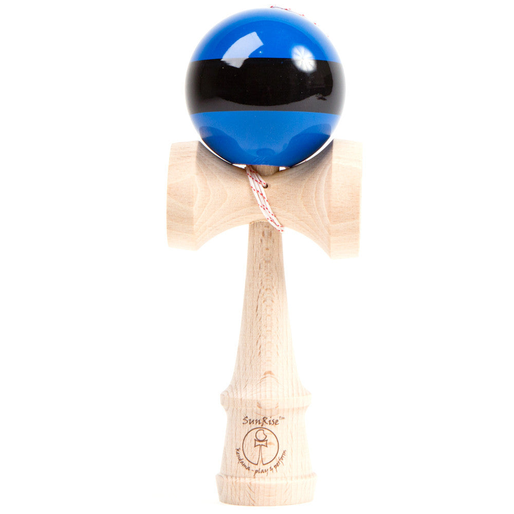 Kendama SunRise Competition Stripe Bleu