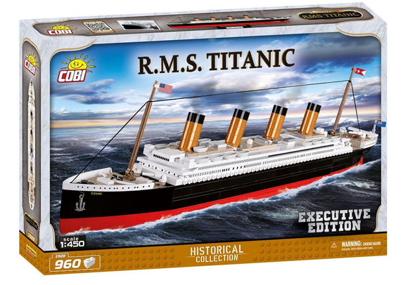 1928 - R.M.S. TITANIC Executive Edition