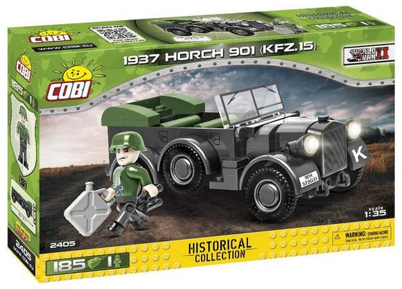 2405 - 1937 HORCH 901 (KFZ.15)