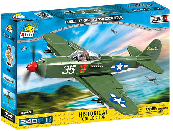 5540 - BELL P-39 AIRACOBRA