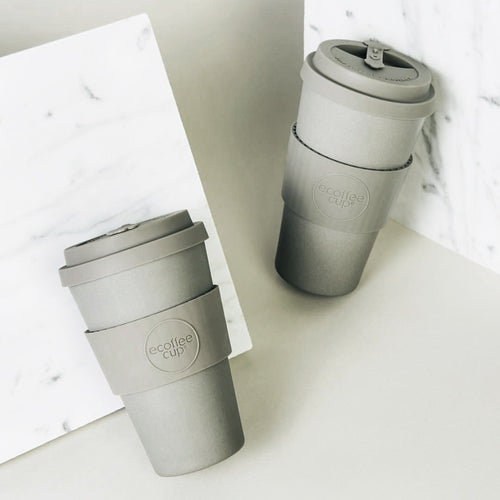 Reusable Coffee Cup Grey 350ml