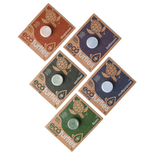 Eco Turtles Tablet Set