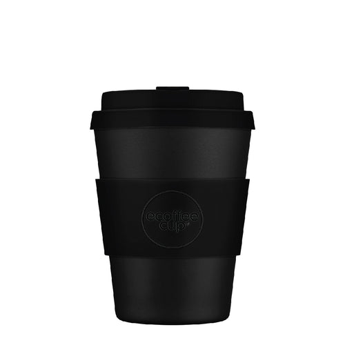 Reusable Coffee Cup Black 350ml