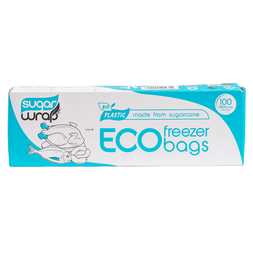 Eco Freezer Bags - Large