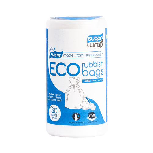 Eco Rubbish Bags - Large