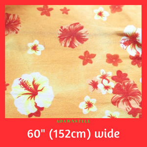 Swim Fabric Per Half Metre - Machine Embroidery Adawnstyle