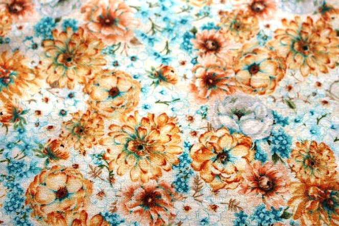 Woven Cotton ADSF1037 - Machine Embroidery Adawnstyle