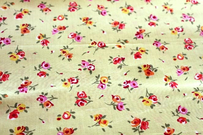 Woven Cotton ADSF1033 - Machine Embroidery Adawnstyle