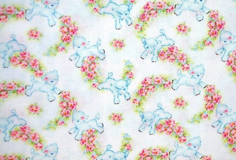 Woven Cotton ADSF1045 - Machine Embroidery Adawnstyle