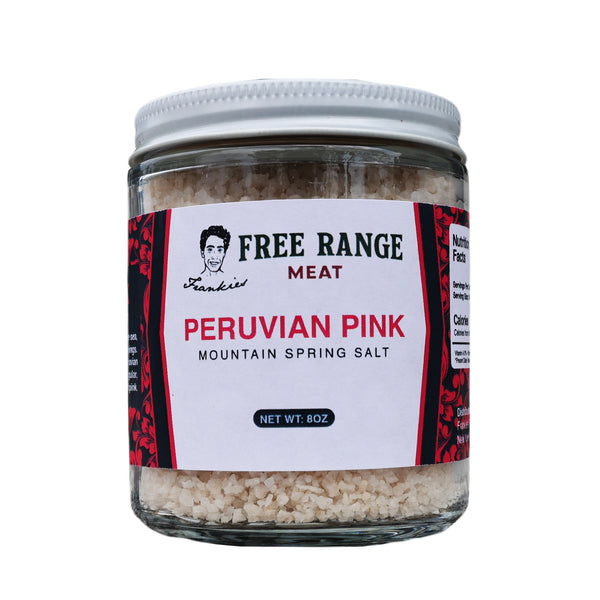 Peruvian Pink Mountain Spring Salt