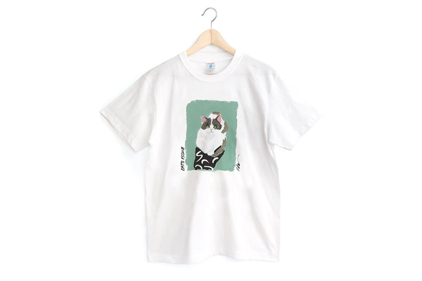 【予約商品】Cat's ISSUE × Lee Izumida Cat's Tシャツ