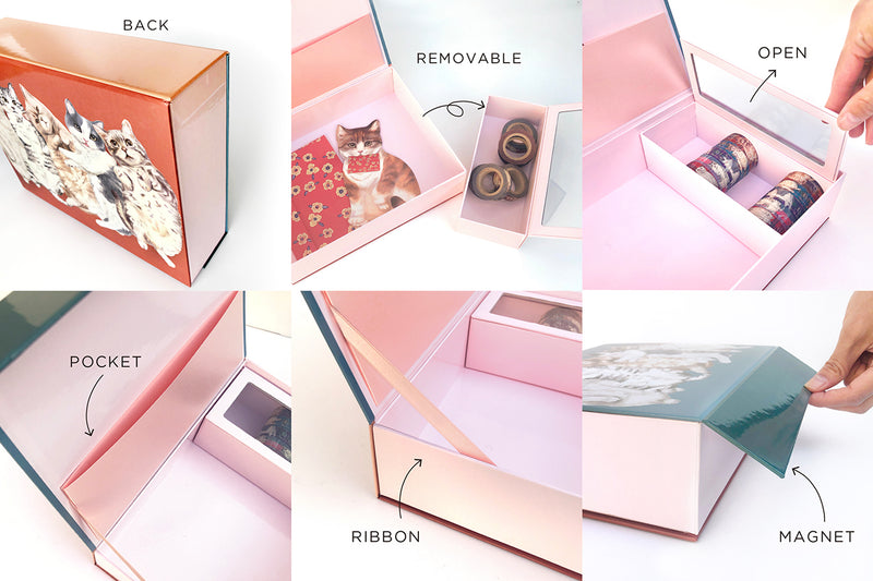STATIONERY BOX SPECIAL EDITION※代引不可