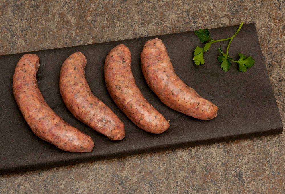 Lamb & Herb Sausages